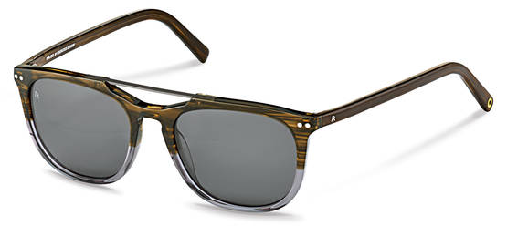 rocco by Rodenstock-Zonnebril-RR328-brown grey structured