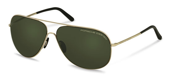 Porsche Design-Zonnebril-P8605-light gold