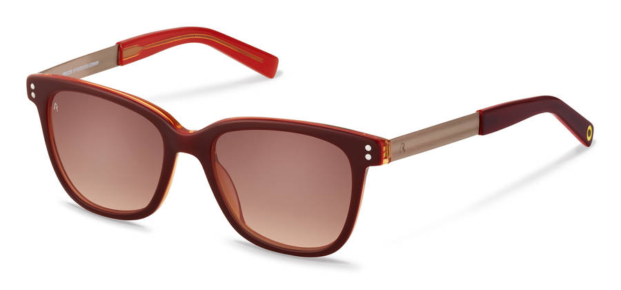 rocco by Rodenstock-Zonnebril-RR321-darkred