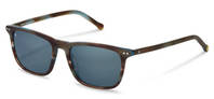 rocco by Rodenstock-Zonnebril-RR327-brown blue havana